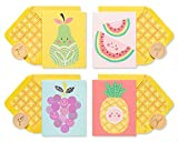 Papyrus Blank Cards with Envelopes, Fruit (20-Count)