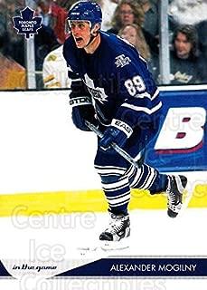 (CI) Alexander Mogilny Hockey Card 2003-04 Toronto Star (base) 87 Alexander Mogilny