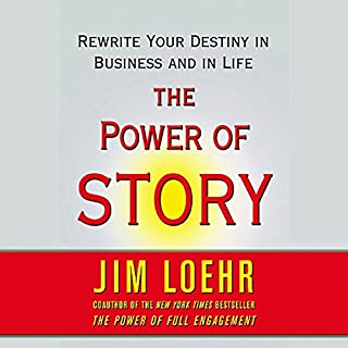 The Power of Story audiobook cover art