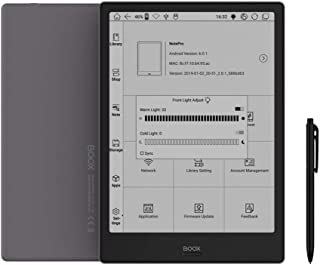 BOOX Note Pro 10.3 E-Reader, Front Light, 4 G 64 G Support Upgrade to Android 9.0 Soon