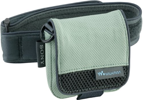 Sony MD-CASE4 Minidisc Walkman Armband Carry Case (Discontinued by Manufacturer)