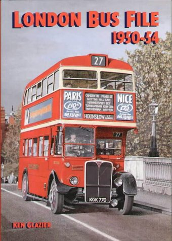 London Bus File 1950-54