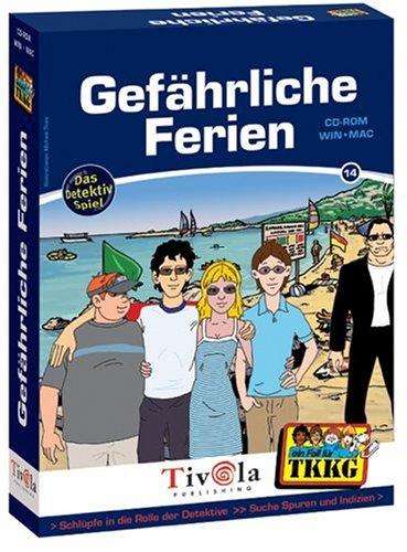 TKKG: Gefährliche Ferien (PC+MAC)