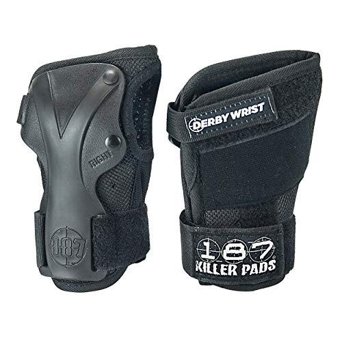 #9. 187 Killer Pads Derby Wrist Guard