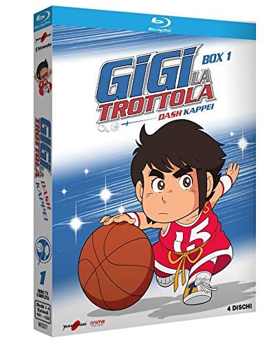 Gigi La Trottola- Volume 1 (Collectors Edition) (4 Blu Ray)