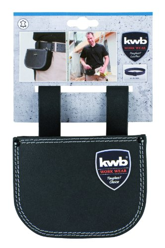 kwb 906400 Nageltasche mit 1-fach und Gürtelschlaufen