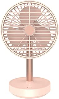 Table Fan Desktop Fan Mini Mute Charging Shaking Head Usb Fan Bed Office Desktop Electric Fan Detachable Cleaning Desktop ...