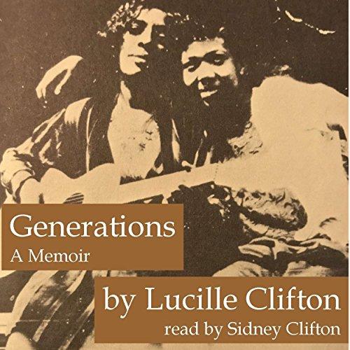 Generations audiobook cover art