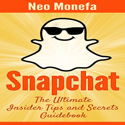 Snapchat audiobook cover art