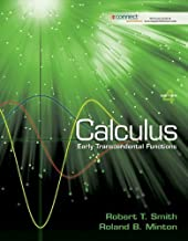Student Solutions Manual for Calculus: Early Transcendental Functions 4th (fourth) Edition by Smith, Robert published by McGraw-Hill Science/Engineering/Math (2011)