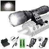 Best Ar 15 Lights - VASTFIRE 1000 Lumen Flashlight for AR 15 Review