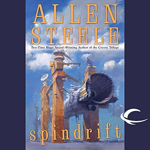 Spindrift  audiobook cover art
