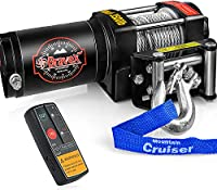 Bravex Electric 3500lb Waterproof Winch