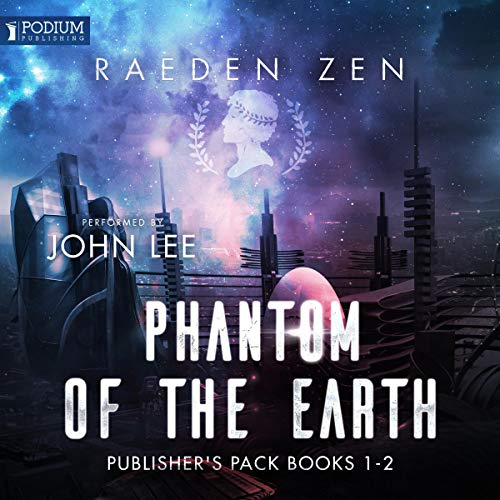 The Phantom of the Earth: Publisher's Pack