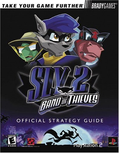 Sly 2: Band of Thieves Official Strategy Guide (Official Strategy Guides (Bradygames))