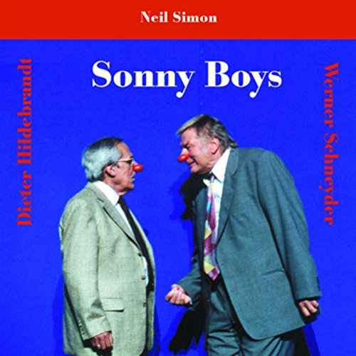 Sonny Boys audiobook cover art