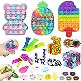 YYTP Fidget Toy Packs, Set De Juguetes Sensoriales Fidget Baratos,para Sensory Toy Box para Niños Adultos/Autismo Regalo/Fiesta Navidad Cumpleaños
