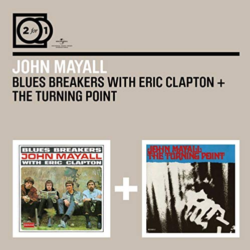 Bluesbreakers with Eric Clapton / Turning Point
