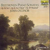 Beethoven: Piano Sonatas Vol. 3 (1990-10-25)