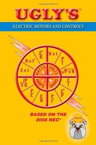Ugly's Electric Motors And Controls by Jones & Bartlett Learning, Published by Jones & Bartlett Learning 1st (first) edition (2009) Spiral-bound