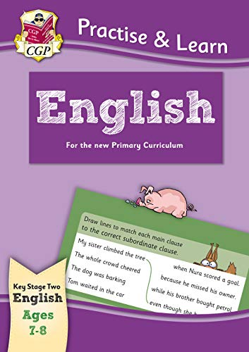 New Practise & Learn: English for Ages 7-8