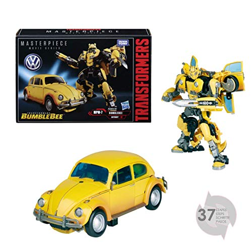 Transformers E0835E49 Tra MV6 Masterpiece Bee Movie Autobot