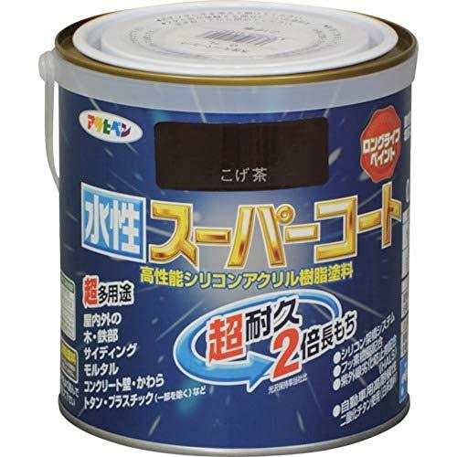 Asahipen Super Coat Water-Based Multi-Purpose Paint