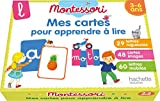 MONTESSORI My cards for learning to read 3-6 years