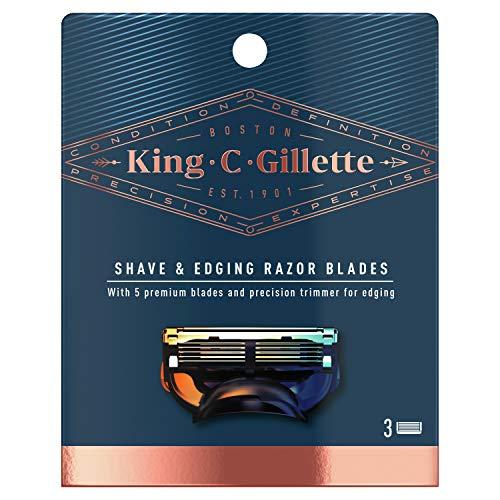 King C. Gillette...