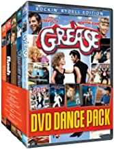 Dance Pack Collection: (Grease Rockin' Rydell Edition / Saturday Night Fever / Footloose / Flashdance / Urban Cowboy)