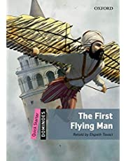 Dominoes Quick Starter. The First Flying Man MP3 Pack