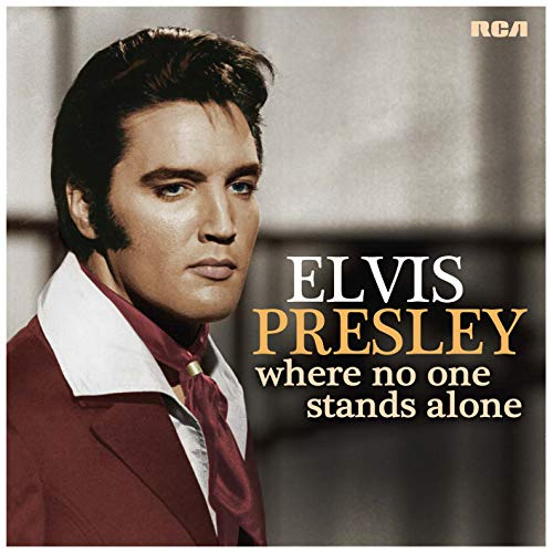 Elvis Presley - Where No One Stands Alone [CD]