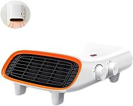 LTLJX Calefactor Cerámico 2000W Baño, Eléctrico Termoventiladores Montaje en Pared Ventilador con Protección Sobrecalentamiento Antivuelco