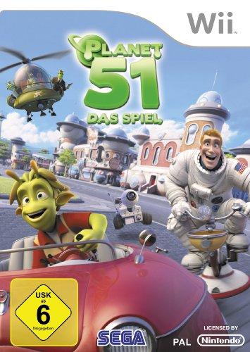 Planet 51 [Importación alemana]