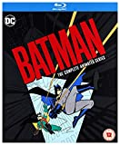 Batman: The Animatied Series [Edizione: Regno Unito] [Blu-ray]