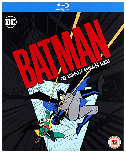 Batman: The Animatied Series [Edizione: Regno Unito] [Italia] [Blu-ray]