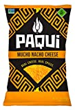 Paqui Tortilla Chips, Gluten Free Chips, Non-Gmo, Flavored, Mucho Nacho Cheese, 7 Ounce, Pack of 5