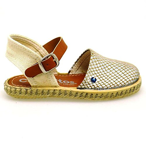 Zapatos Niña Lonas Conguitos