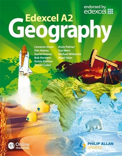 Edexcel A2 Geography Textbook