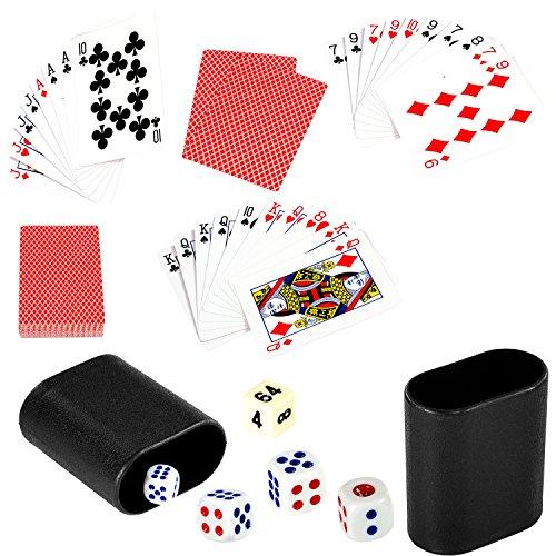 Maxstore Multigame Spieletisch Mega 15 in 1, inkl. komplettem Zubehör, Spieltisch mit Kickertisch, Billardtisch, Tischtennis, Speed Hockey uvm. in schwarzem Holzdekor - 9
