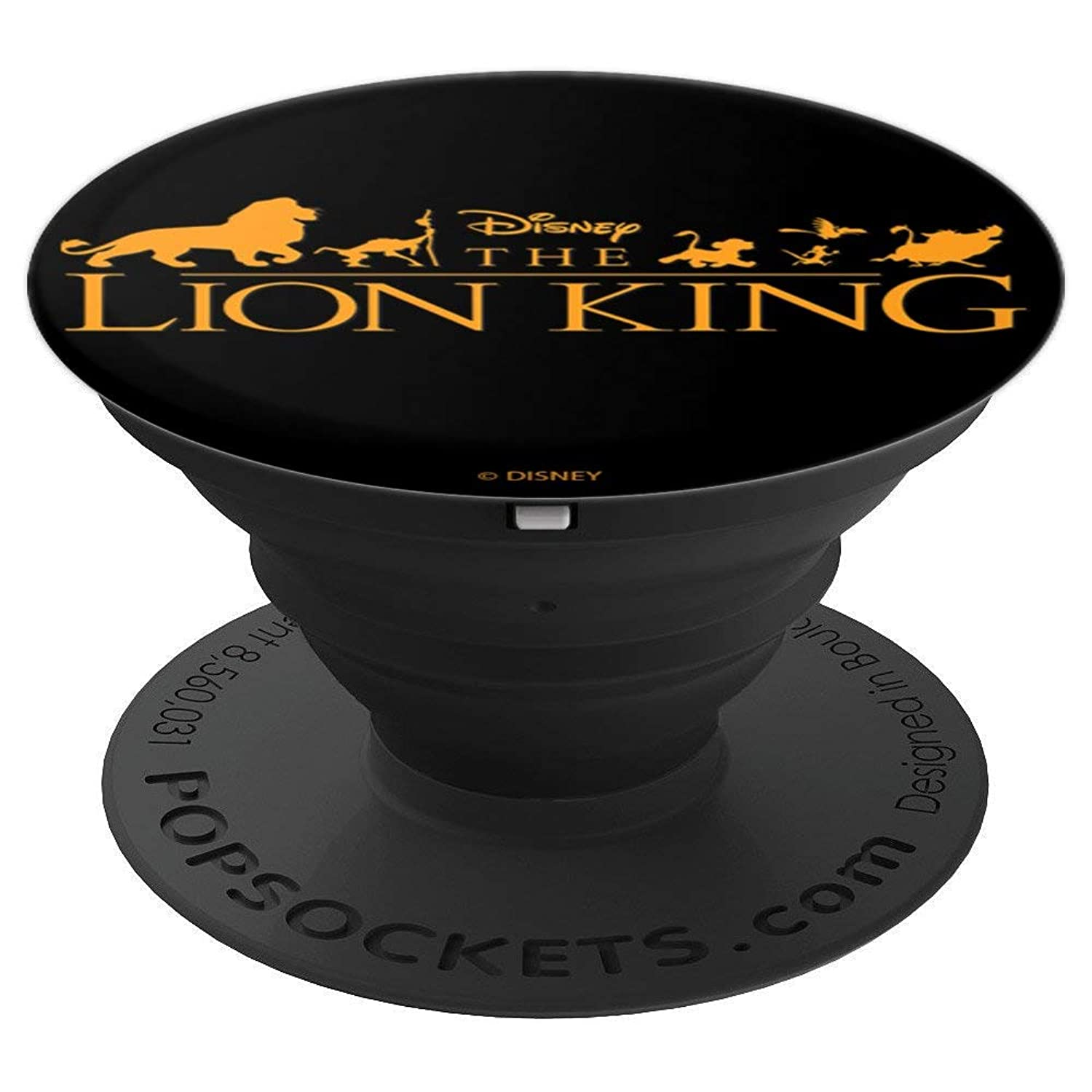 Disney The Lion King Film Logo - PopSockets Grip and Stand for Phones and Tablets