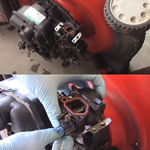 N/C ZAMDOE 799584 Carburetor Accessories Replacement for Troy Bilt TB200 TB110 TB554 Lawnmower, for Briggs & Stratton 799584 594058 550EX 725EXI 625EX 675EX 140cc Engines