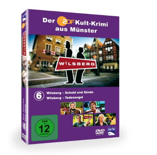 Wilsberg 6 - Schuld und Sühne / Todesengel