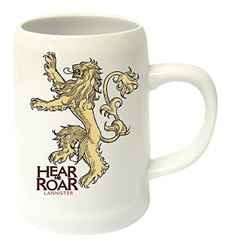 Star Images Chope Game of Thrones Blanche - Logo Lannister Hear Me Roar