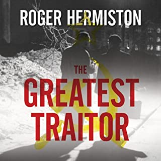 The Greatest Traitor cover art