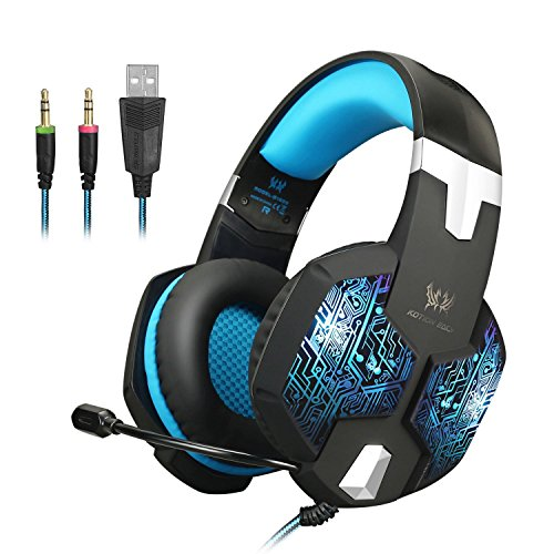 Jeecoo JC-G1000 Stereo Over-ear Gaming Headset