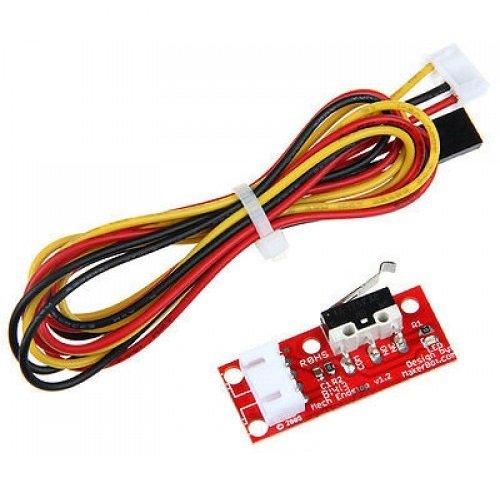 Finecorsa meccanico mechanical endstop con cavo stampante 3D ramps reprap switch