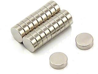 Lot de 10 aimants n/éodymes N52 disque 10x3 mm Magnet pour r/éfrig/érateur Magnet pour tableau d/'affichage Aimant permanent Magnet pour tableau interactif Magnetastico/®