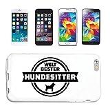 Reifen-Markt Funda para teléfono móvil compatible con Samsung Galaxy S3 Mini, diseño de cachorro de perro