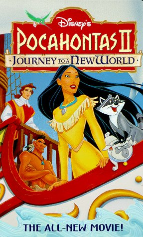 Pocahontas II: Journey to a New World [VHS]